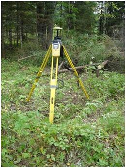 Развитие опорных геодезических сетей c использованием GPS